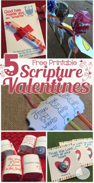 5 Free Printable Scripture Valentines from Not Consumed