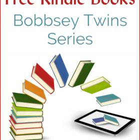 Free Kindle Books: Bobbsey Twins Series