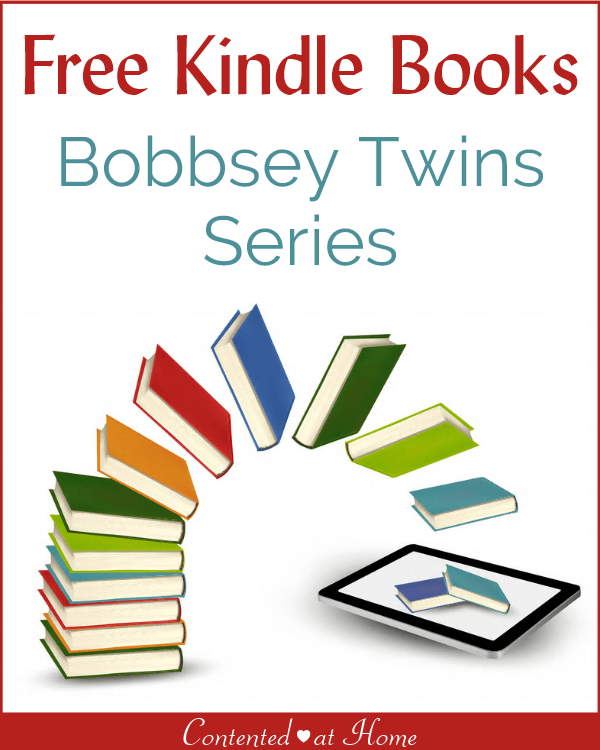 These Bobbsey Twins books are FREE for Kindle!