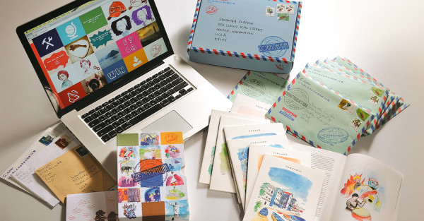 The Adventurous Mailbox Series 1