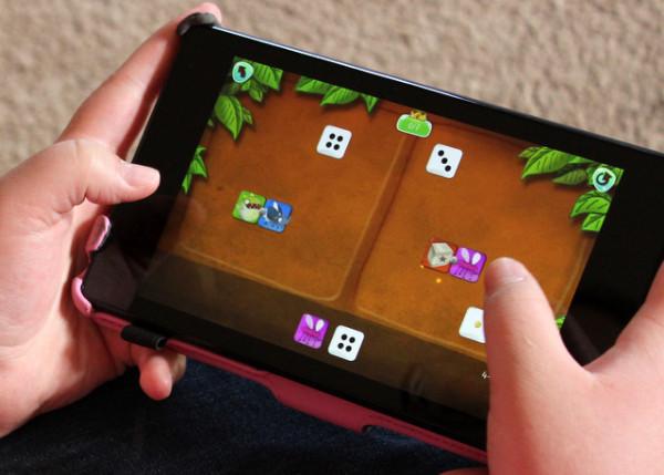 DragonBox Algebra - fun homeschool math app