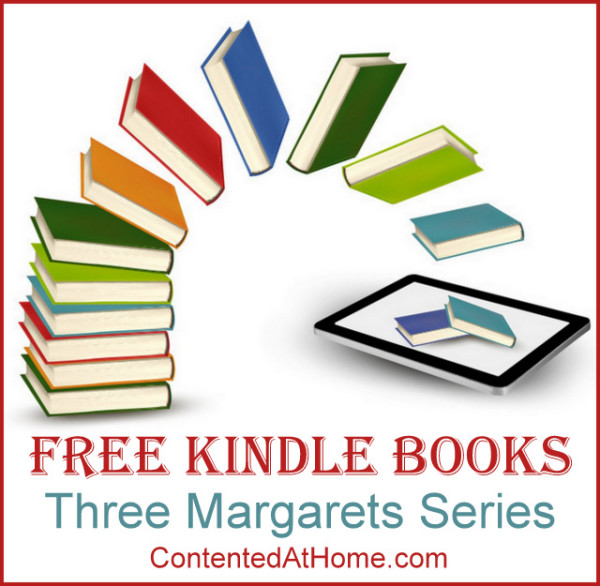 Free Kindle Books: Three Margarets Series