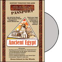 Project Passport: Ancient Egypt