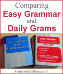 Comparing Easy Grammar and Daily Grams