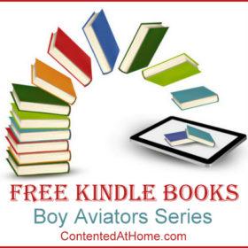 Free Kindle Books: Boy Aviators Series