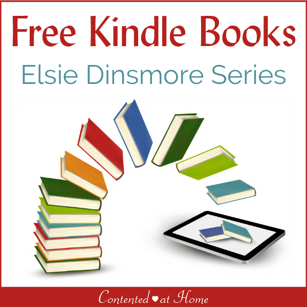 Download these FREE Kindle books from the well-loved Elsie Dinsmore series by Martha Finley!