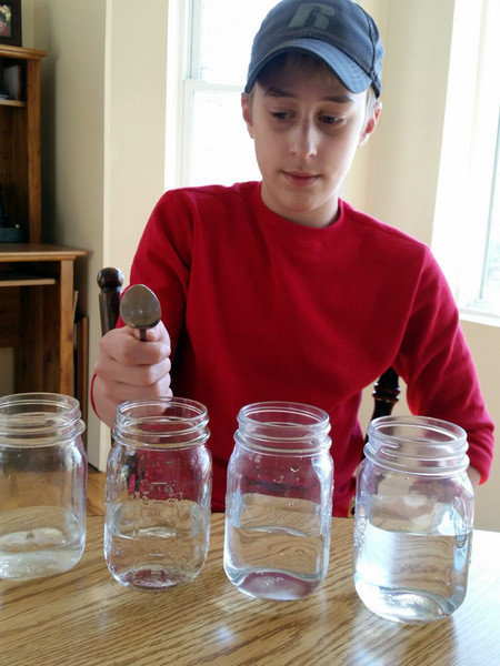 Simple homeschool science activity from Air Is Not Oxygen