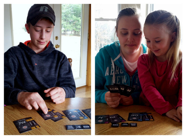 Playing Ion, an educational science game