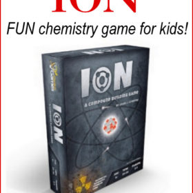 Ion: Fun Chemistry Game for Kids
