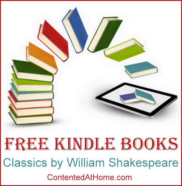 Free Kindle Books : Classics by William Shakespeare