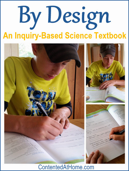 By Design: Inquiry-Based Science Textbook