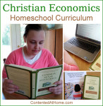 Homeschool Elective: Christian Economics Curriculum