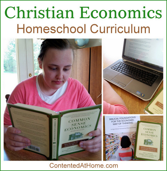 Christian Economics Curriculum for Homeschool