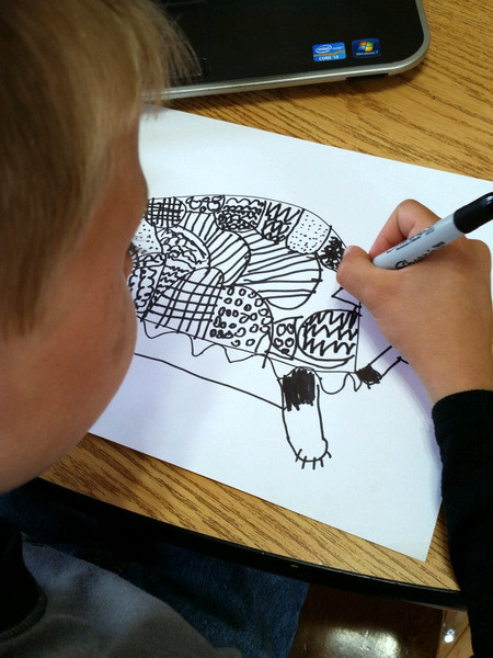 Homeschool art lessons