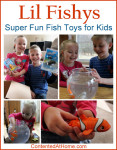 Lil' Fishys: Super Fun Fish Toys for Kids