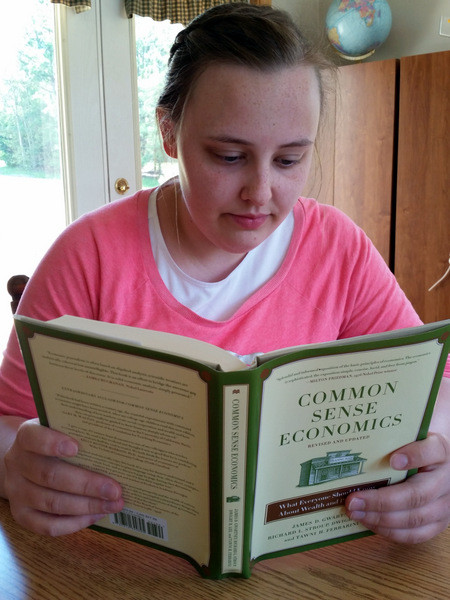 High School Elective: Christian Economics Program