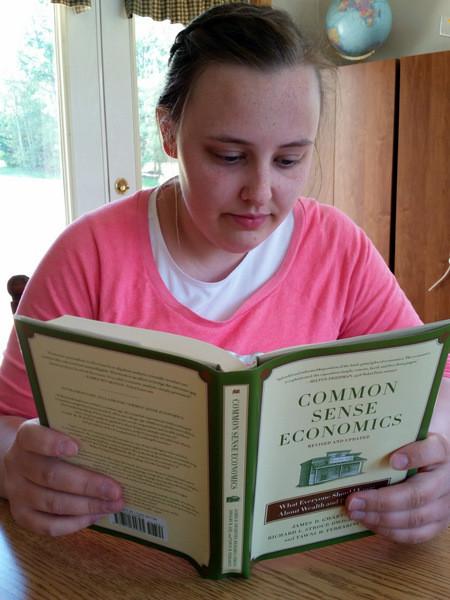 High School Elective: Christian Economics Program