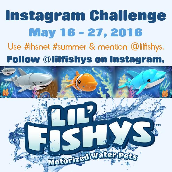Lil Fishys Instagram Challenge