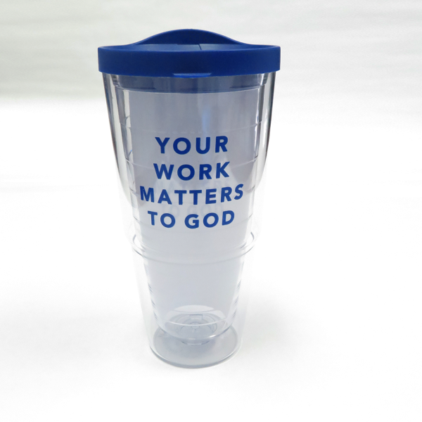 Free tumbler with purchase from IFWE