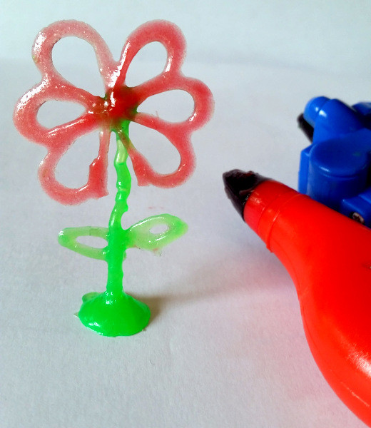 IDO3D pens are the perfect way to introduce kids to 3D drawing!