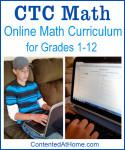 CTC Math: Online Math Curriculum (Grades 1-12)