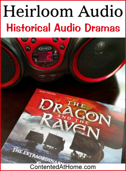 Bring history to life with the fascinating historical audio dramas from Heirloom Audio!