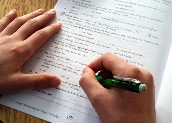 Homeschool economics elective