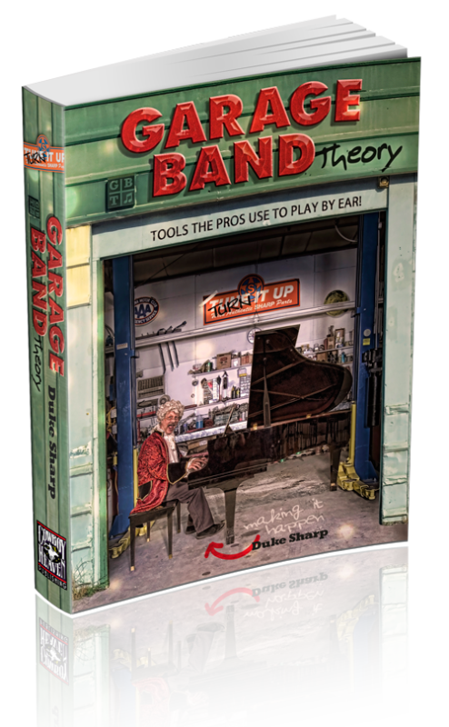 Garage Band Theory by Duke Sharp