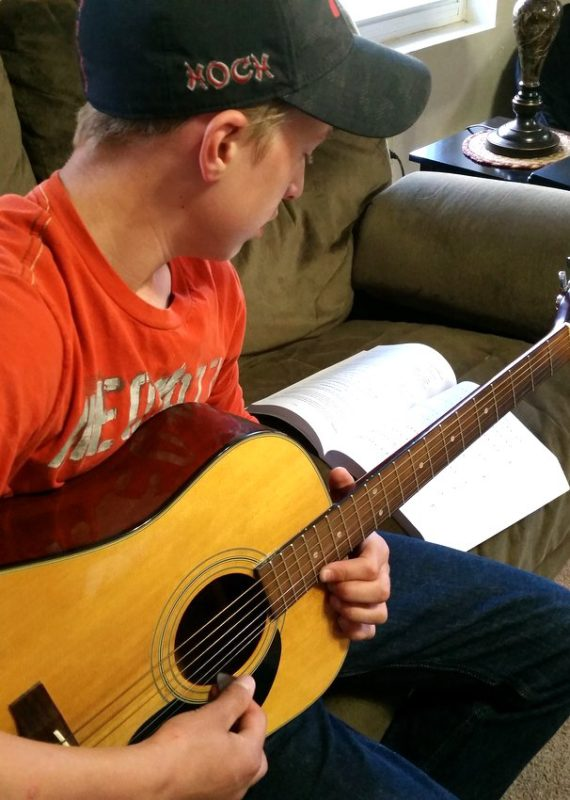 Music theory for homeschool