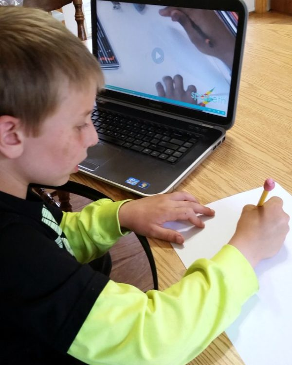 Online art lessons for kids
