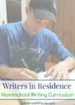 Writers in Residence: Homeschool Writing Curriculum