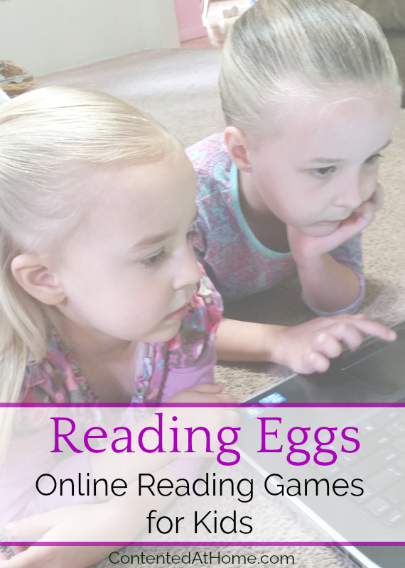 Reading Eggs: Online Reading Games for Kids