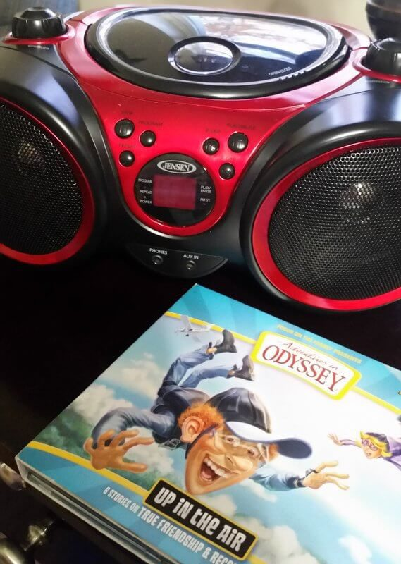 Christian audiobooks from Adventures in Odyssey