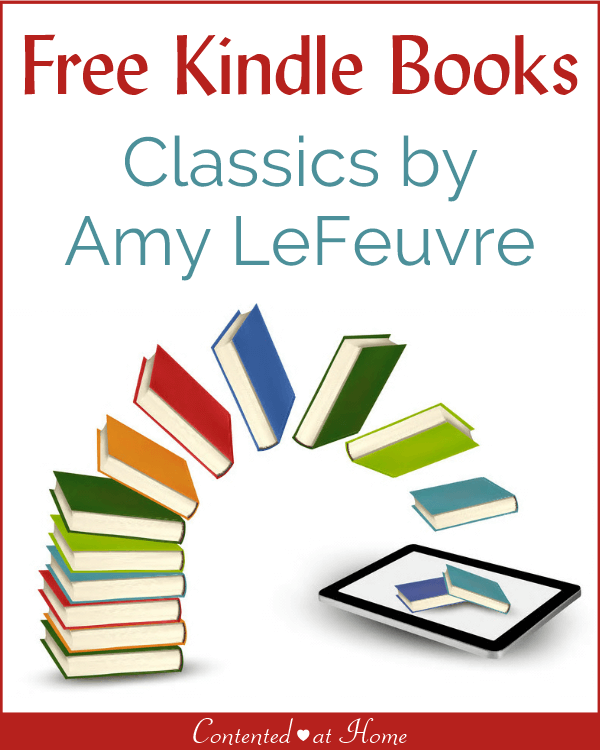 Free Kindle Books: Classics by Amy LeFeuvre