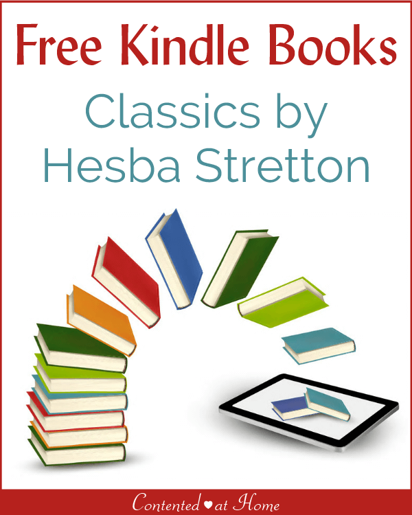 Free Kindle Books: Classics by Hesba Stretton