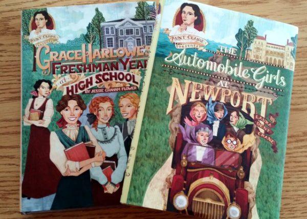 Vintage series books