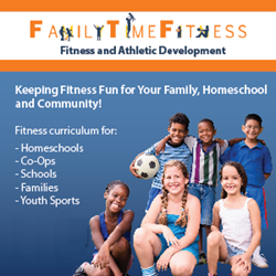 Phys ed and fitness curriculum for homeschool
