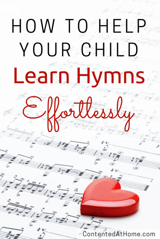 How to Help Your Child Learn Hymns Effectively
