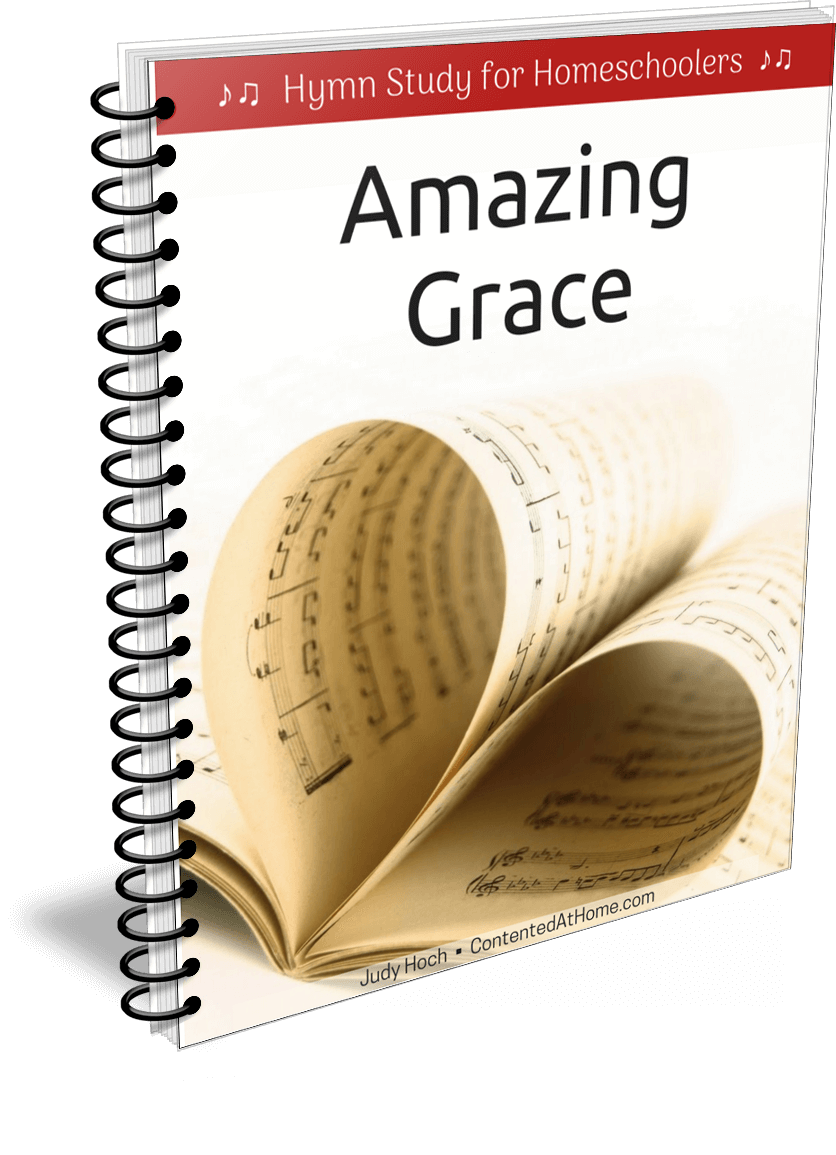 Hymn Study for Homeschoolers: Amazing Grace