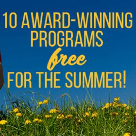 Free Homeschool Summer Programs