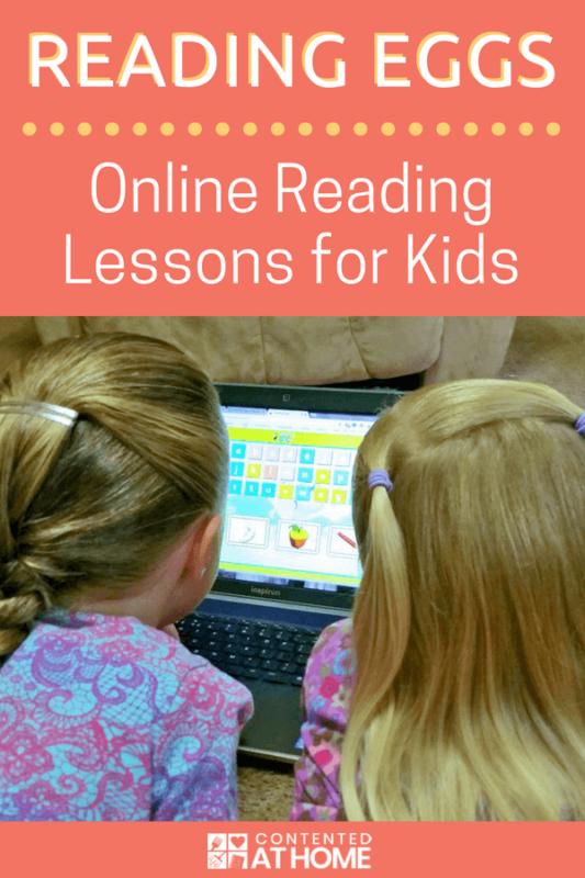Reading Eggs: Online Reading Lessons for Kids